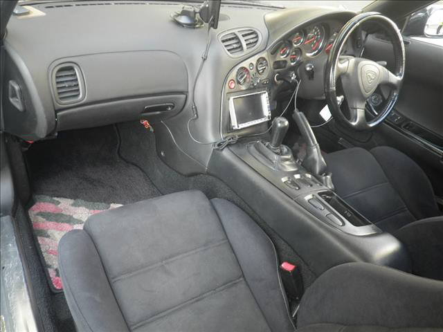 1992 Mazda RX-7 Type R auction interior