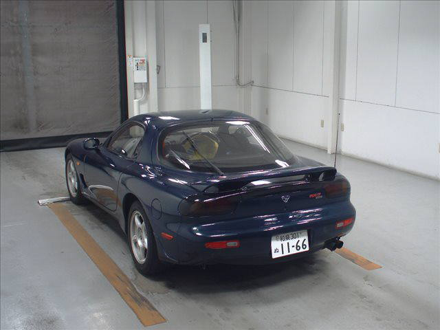 1992 Mazda RX-7 Type R auction left rear