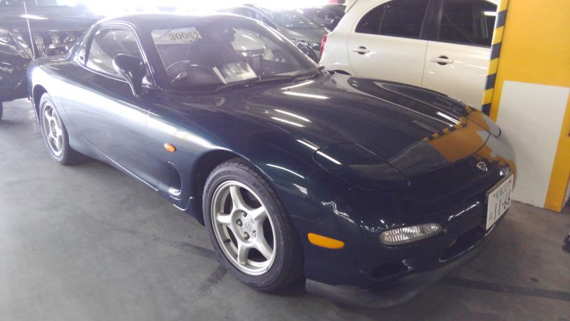 1992 Mazda RX-7 Prices Type R right front 2