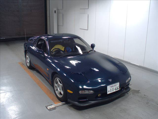 1992 Mazda RX-7 Type R right front