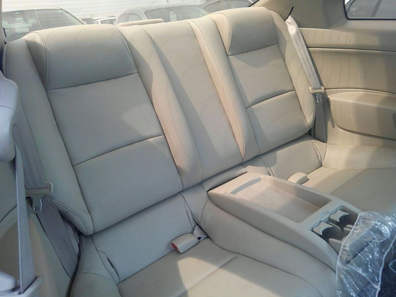 V35 350GT 70th Anniversary rear seat 3