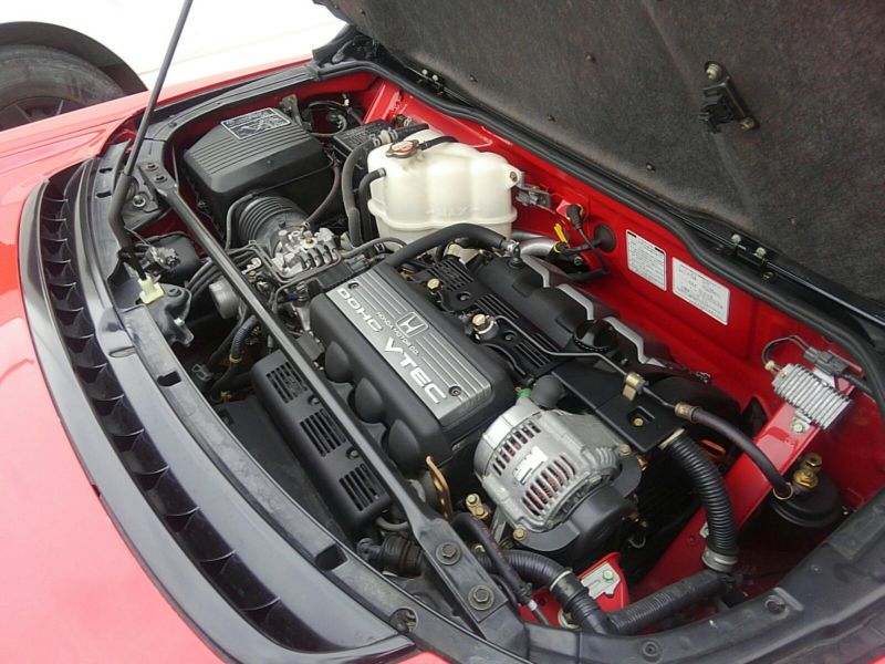 1995 HONDA NSX NA1 Coupe engine 2