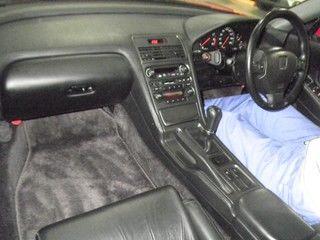 1995 HONDA NSX NA1 Coupe interior auction