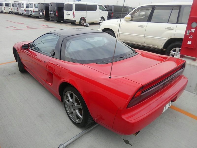 1995 HONDA NSX NA1 Coupe left rear