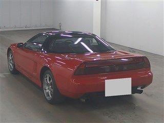 1995 HONDA NSX NA1 Coupe rear auction