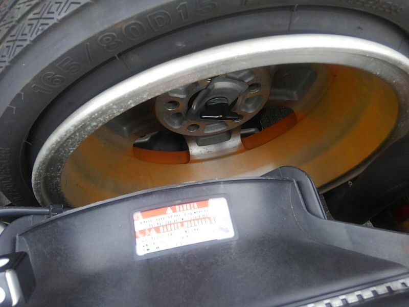 1995 HONDA NSX NA1 Coupe tools