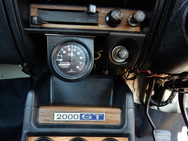 Hakosuka 1971 Nissan Skyline KGC10 coupe 2000GT