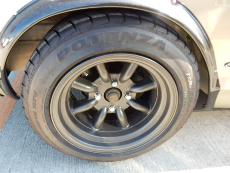 Hakosuka 1971 Nissan Skyline KGC10 coupe wheel 1