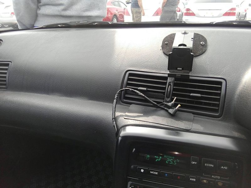 1990 Nissan Skyline R32 GTS-t dash