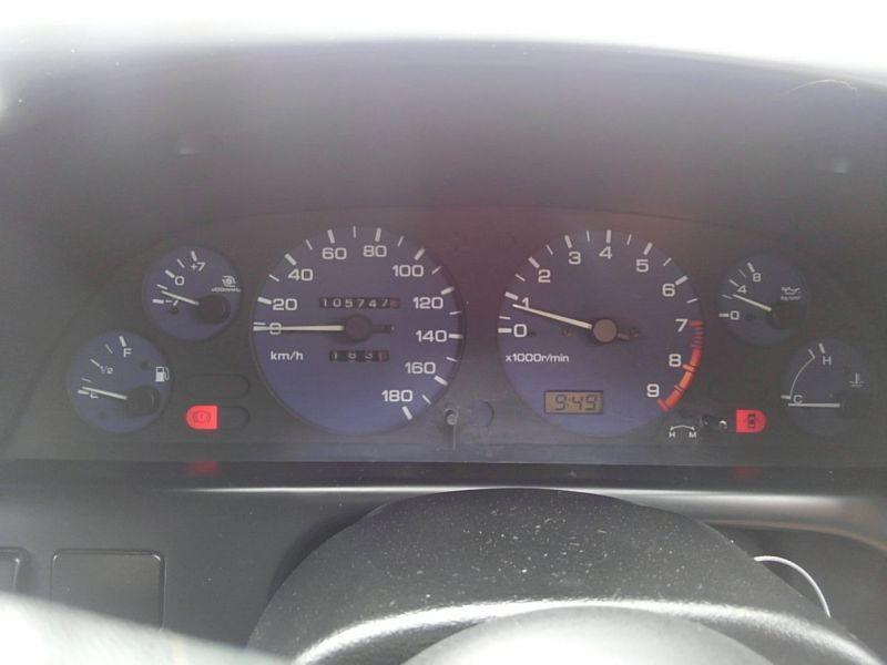 1990 Nissan Skyline R32 GTS-t instrument panel