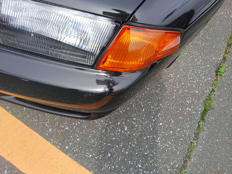 1990 Nissan Skyline R32 GTS-t left headlight