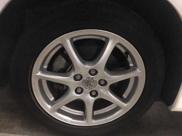 2008 Toyota Estima Aeras wheel 4