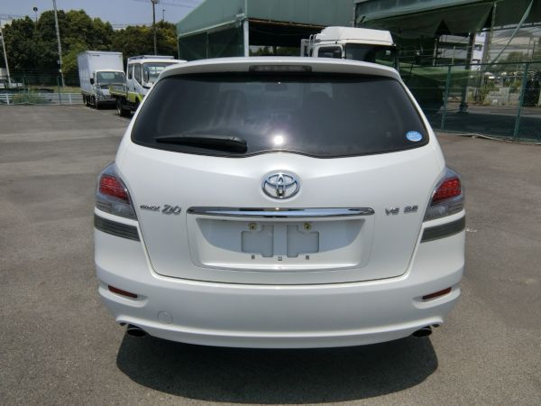 2011 Toyota Mark X Zio 350G Wagon rear
