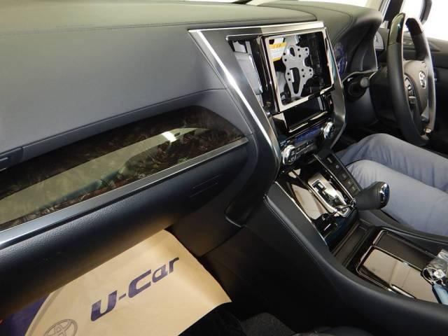2015 Toyota Vellfire Hybrid ZR 30 Series interior