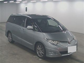 2008 Toyota Estima Areas S 2WD 8 seater auction front