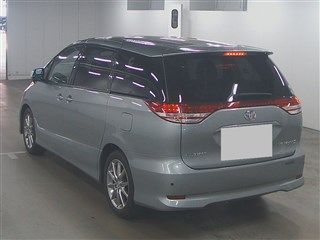 2008 Toyota Estima Areas S 2WD 8 seater auction rear