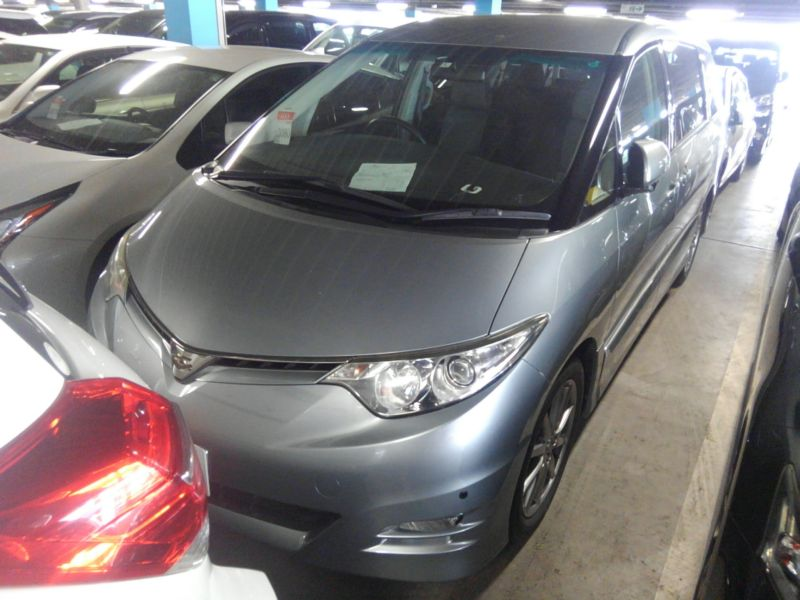 2008 Toyota Estima Areas S 2WD 8 seater left front