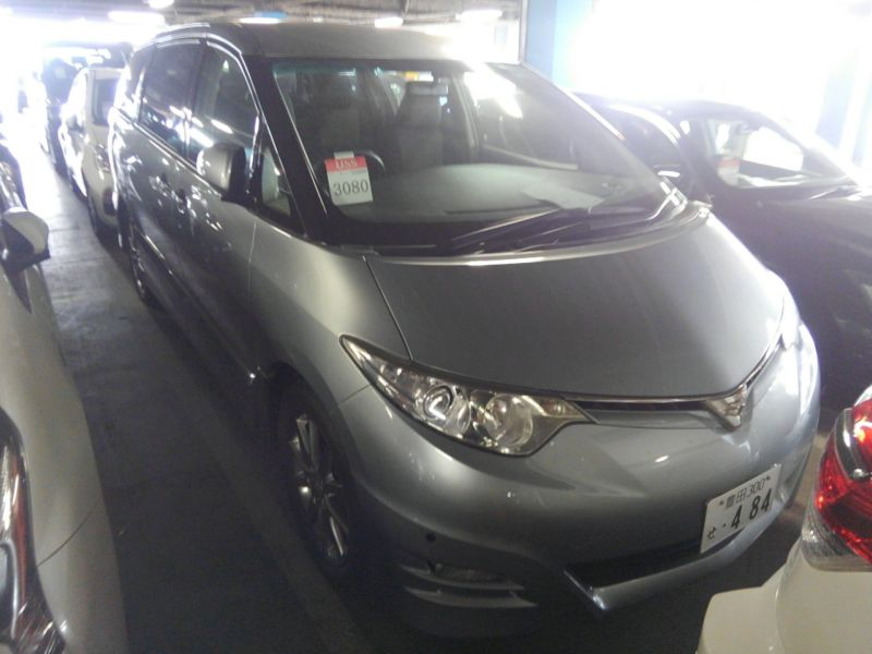 2008 Toyota Estima Areas S 2WD 8 seater right front