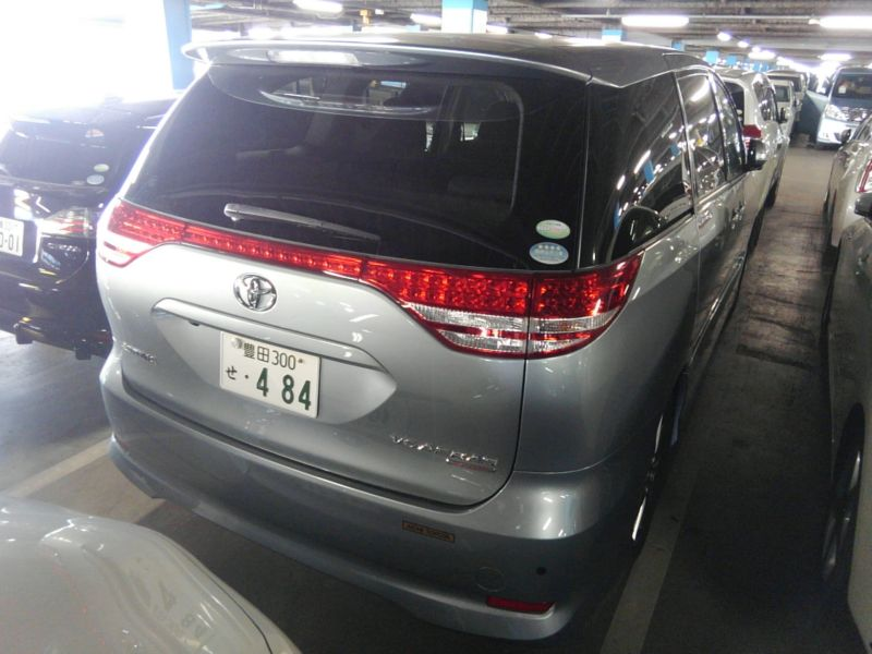 2008 Toyota Estima Areas S 2WD 8 seater right rear