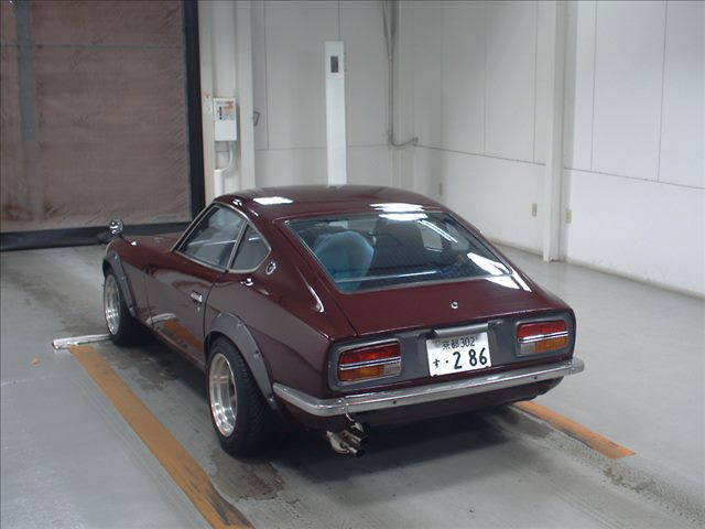1977 Nissan FairladyZ 2 seater auction 3