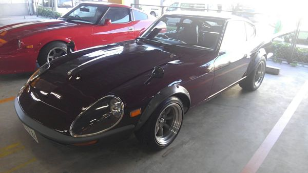1977 Nissan FairladyZ 2 seater left front