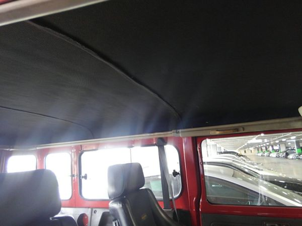 1984 Toyota Land Cruiser BJ46 Long roof