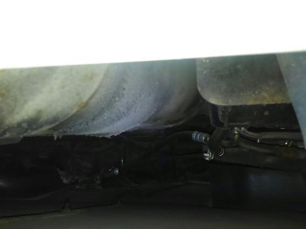 1999 Nissan Skyline R34 GTR underbody