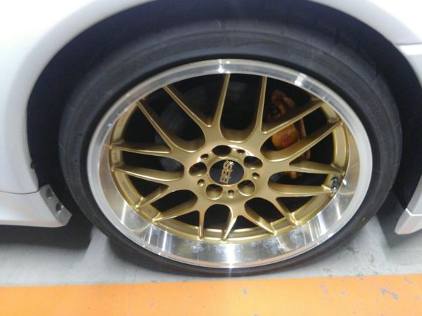 2001 Nissan Skyline R34 GTR BBS wheel 2