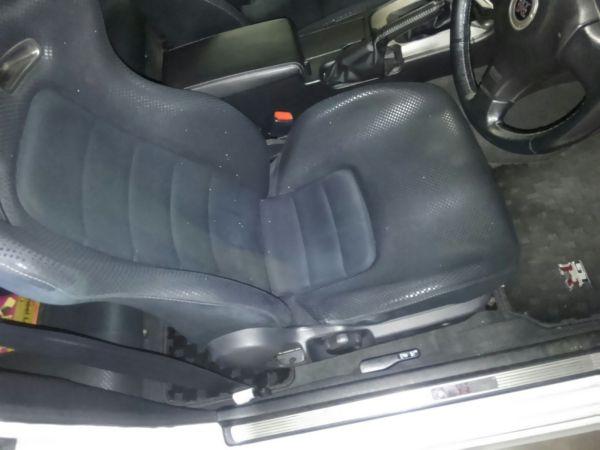 2001 Nissan Skyline R34 GTR VSPEC seat