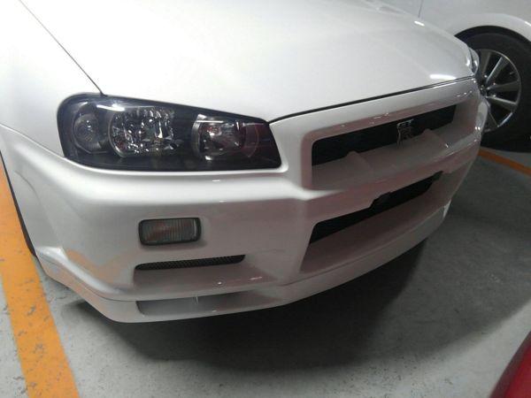 2001 Nissan Skyline R34 GTR headlight
