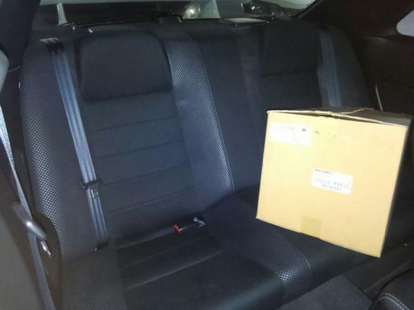 2001 Nissan Skyline R34 GTR rear seat 2