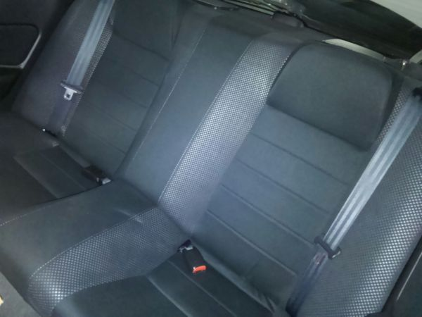 2001 Nissan Skyline R34 GTR rear seat