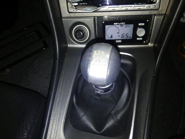 2001 Nissan Skyline R34 GTR shift knob wear