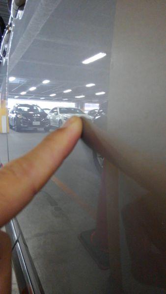 2011 Mitsubishi Delica D5 petrol CV5W 4WD Chamonix pin dent
