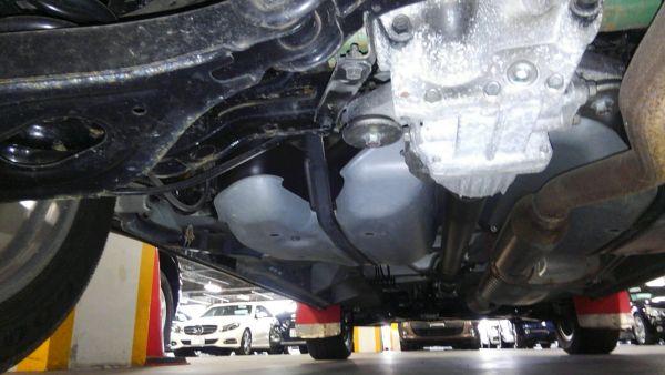 2011 Mitsubishi Delica D5 petrol CV5W 4WD Chamonix underbody 4