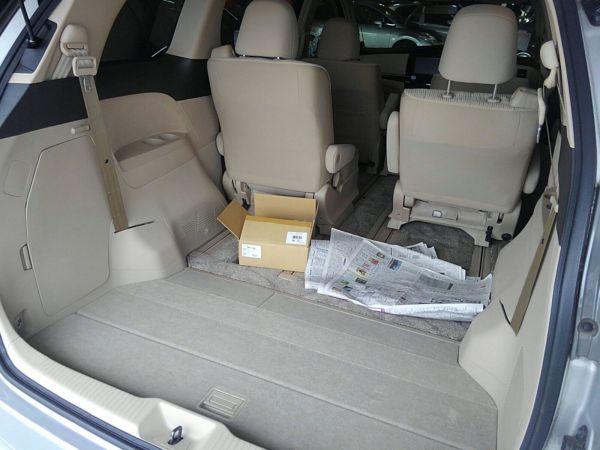 2012 Toyota Estima G 4WD 7 seater hatch