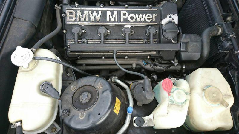 1988 BMW E30 M3 engine 2