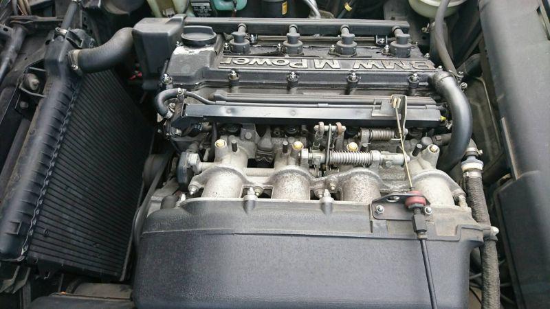1988 BMW E30 M3 engine