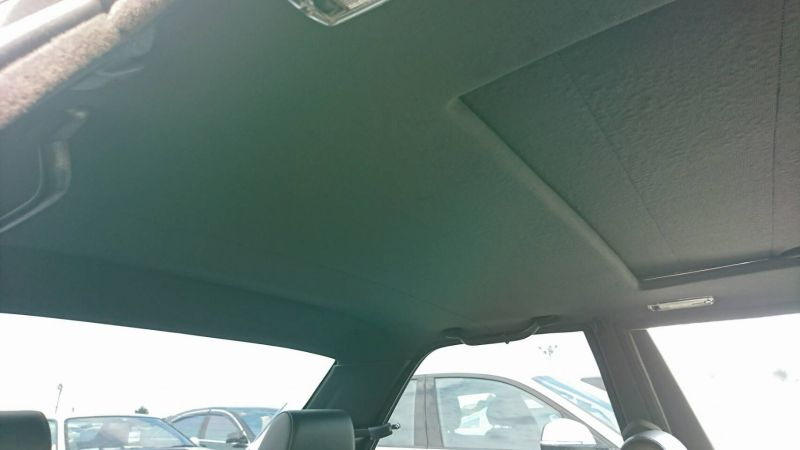 1988 BMW E30 M3 roof lining