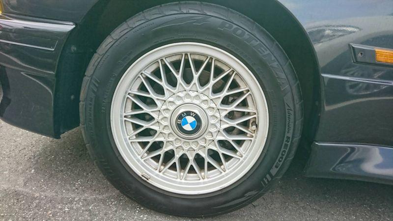 1988 BMW E30 M3 wheek