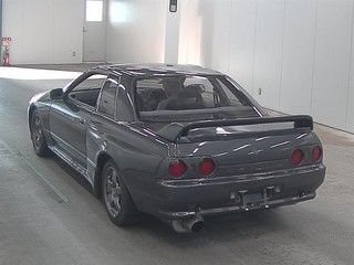 1990 Nissan Skyline R32 GTR NISMO auction rear