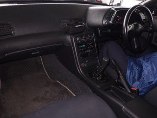 1993 Nissan Skyline R32 GTR VSpec auction interior