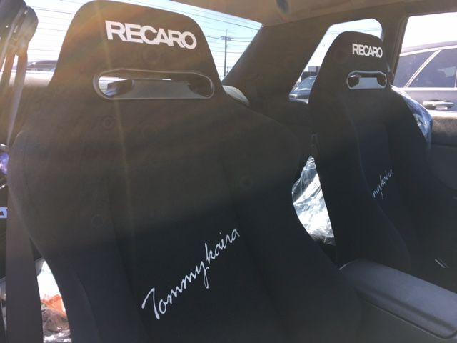1994 Nissan Skyline R32 GT-R Tommy Kaira Special Edition RECARO seat