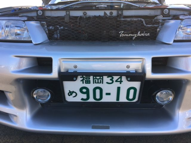 1994 Nissan Skyline R32 GT-R Tommy Kaira Special Edition badge