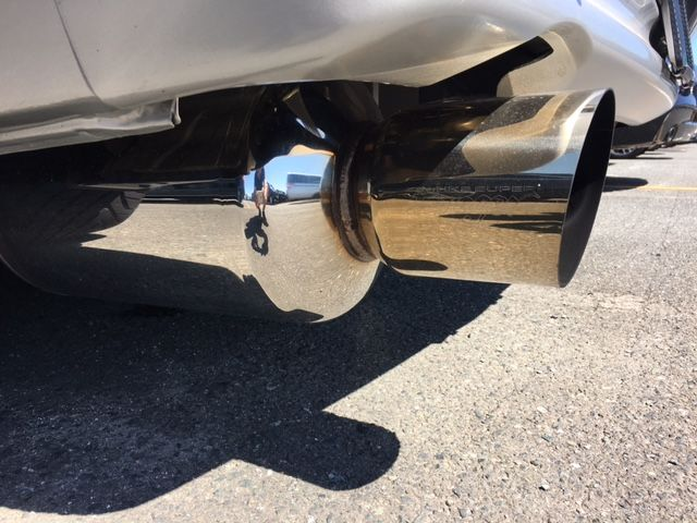 1994 Nissan Skyline R32 GT-R Tommy Kaira Special Edition exhaust 2