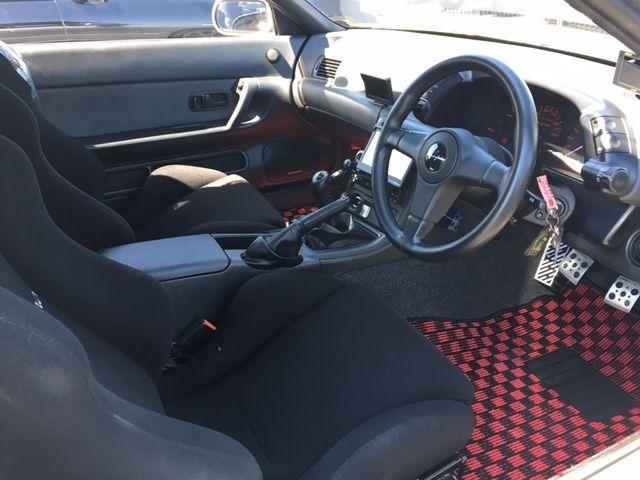 1994 Nissan Skyline R32 GT-R Tommy Kaira Special Edition interior 2