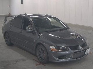2004 Mitsubishi Lancer EVO 8 MR auction front