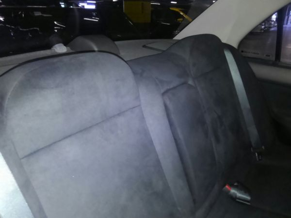 2004 Mitsubishi Lancer EVO 8 MR back seat 2