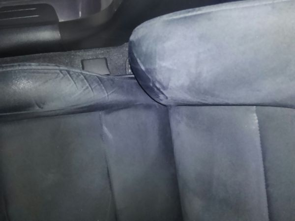 2004 Mitsubishi Lancer EVO 8 MR back seat