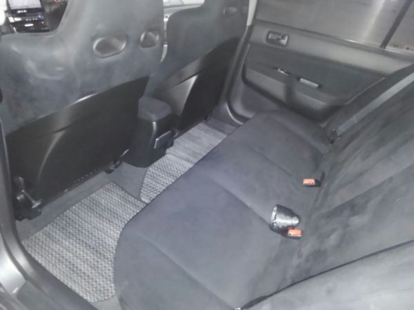 2004 Mitsubishi Lancer EVO 8 MR interior 2